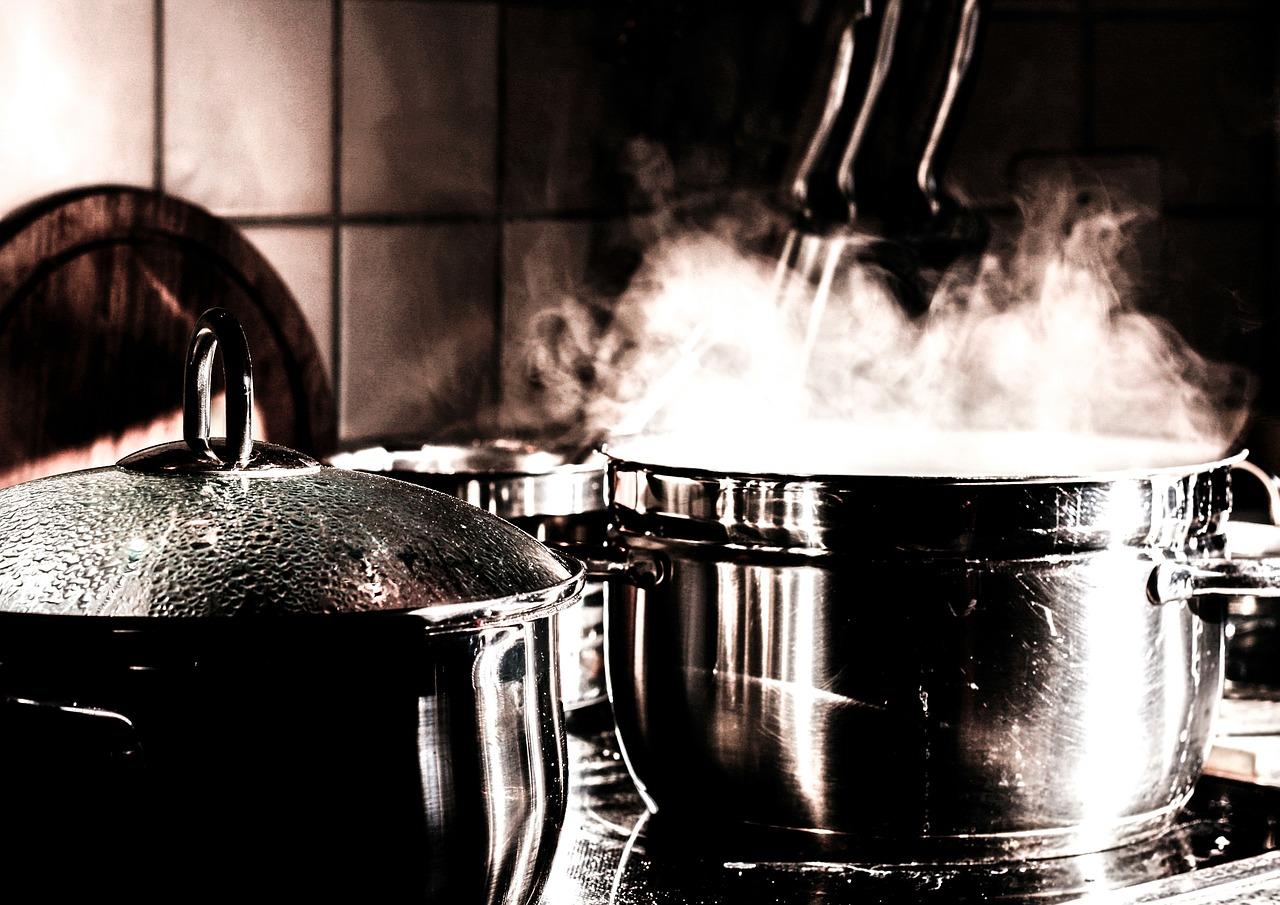 Alltag bei uns in der Küche