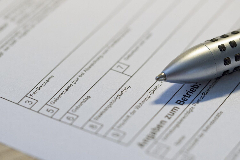 Rentenkasse- Antrag auf Erwerbsminderungsrente